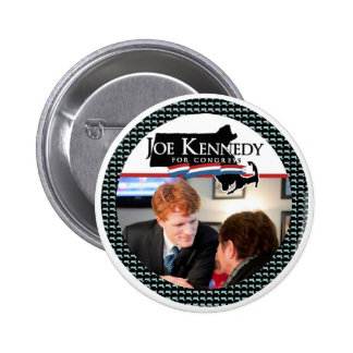 Joe Kennedy for Congress Pinback Buttons