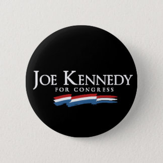 Joe Kennedy for Congress Button