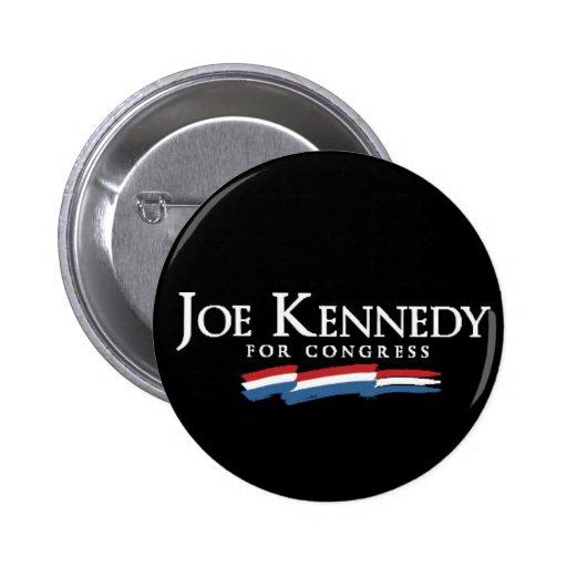Joe Kennedy for Congress Pin