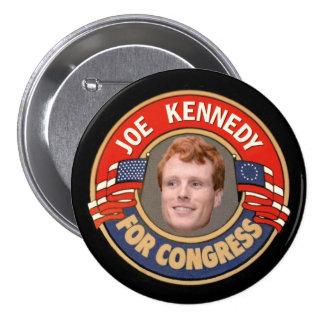 Joe Kennedy for Congress Pinback Button