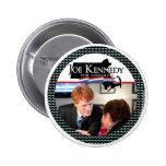 Joe Kennedy for Congress Pinback Buttons