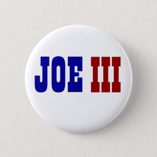 JOE KENNEDY III FOR CONGRESS PINBACK BUTTON