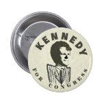 Joe Kennedy, III para el congreso Pin Redondo 5 Cm