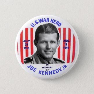 Joe Kennedy Jr. Memorial Button
