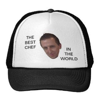 Joe Kirtland - The Best Chef in the World Trucker Hat