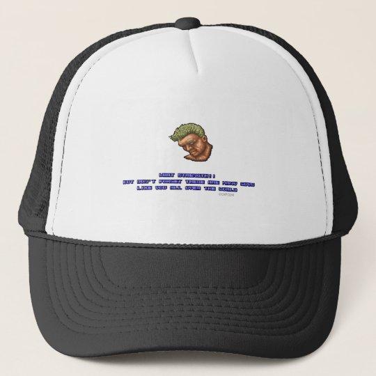 Joe KO'ed Trucker Hat