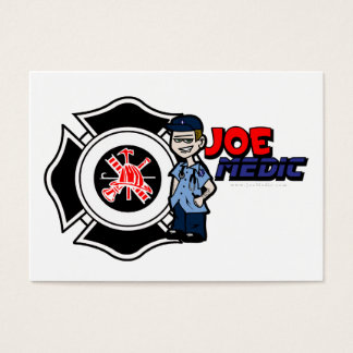 Joe Maltese Cross Large Business Card