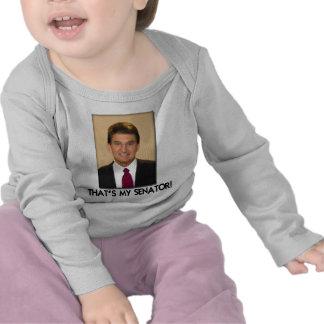 ¡Joe Manchin de que es mi senador Camisetas