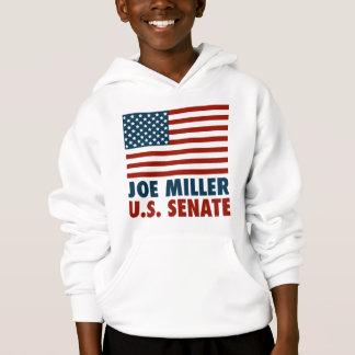 Joe Miller for Senate Hoodie