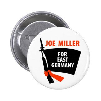Joe Miller for Senate? Pins