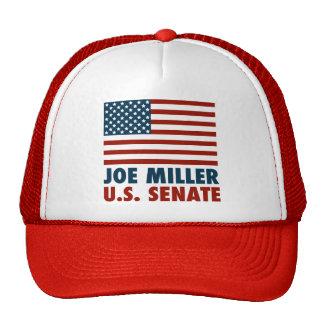 Joe Miller para el senado Gorra