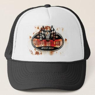 Joe Morris Art Rusty Shop hat
