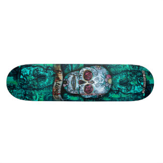 Joe morris Art Skull Deck
