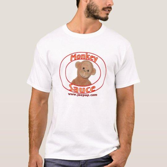 Joe Pap's Monkey Sauce Signature t-shirt Fall 2009