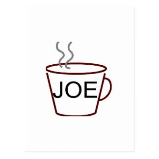 Joe Postcard