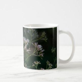 Joe-Pye Weed Purple Wildflower Mug Cup