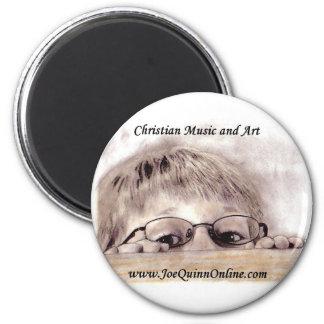 Joe Quinn artwork magnet