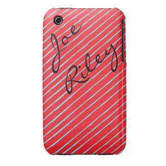 Joe Riley iPhone Case