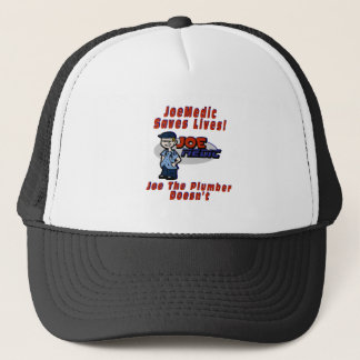 Joe Saves Lives Trucker Hat