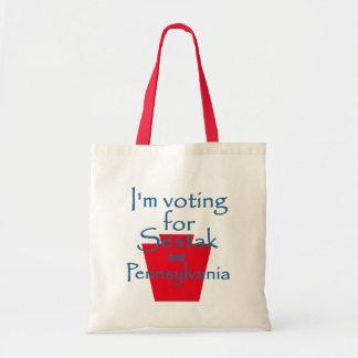 Joe SESTAK Senate Bag