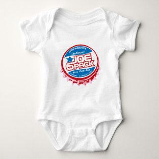 Joe Six Pack Baby Bodysuit