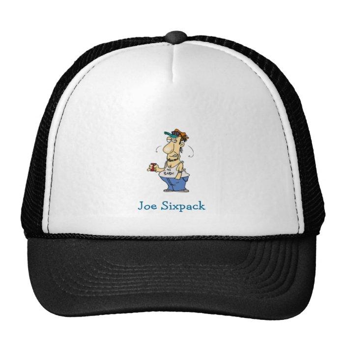 Joe Six Pack Trucker Hat