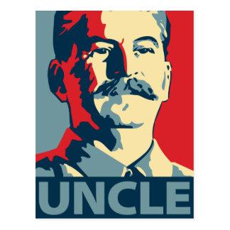 Joe Stalin - tío: Postal de OHP