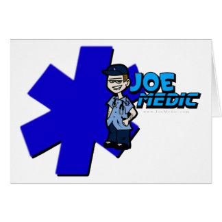 Joe star of life Large Card