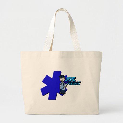 Joe star of life Large Jumbo Tote Bag