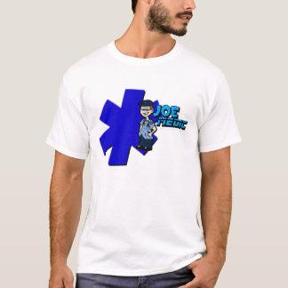 Joe star of life Large T-Shirt
