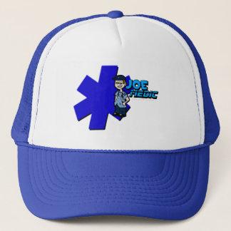 Joe star of life Large Trucker Hat