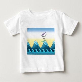 Joe Surfer Baby T-Shirt