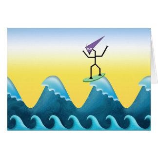 Joe Surfer Cards