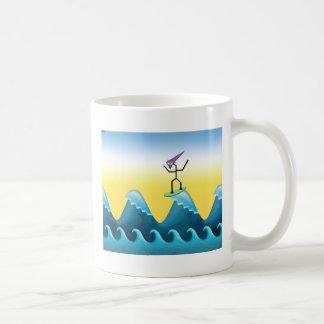Joe Surfer Coffee Mug