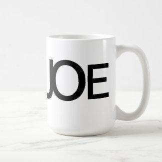 JOE (taza de Joe) Taza De Café