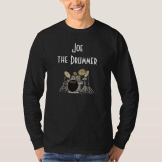 Joe the Drummer T-Shirt