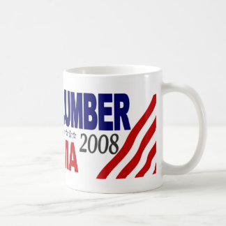 Joe the Plumber for Obama Mugs