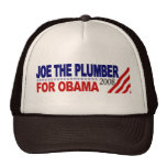 Joe the Plumber for Obama Trucker Hat
