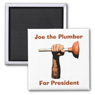 Joe the Plumber For President Refrigerator Magnets