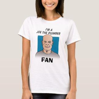 Joe The Plumber, I'm A, FAN T-Shirt
