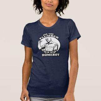 Joe the Plumber is my homeboy T-shirt
