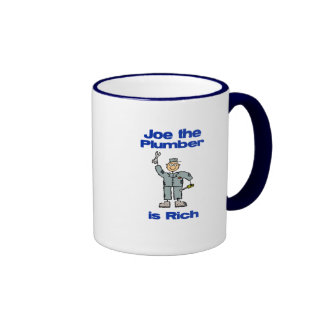 Joe the Plumber Coffee Mugs