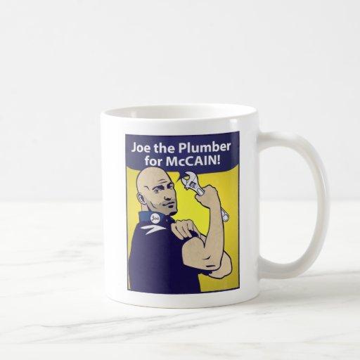 Joe the Plumber Mug