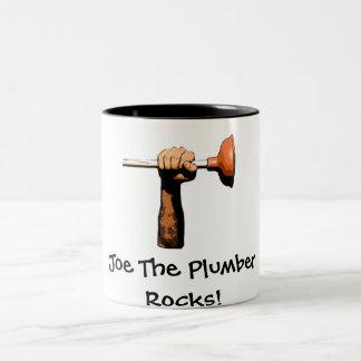 Joe The Plumber Rocks! Mugs