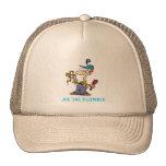 Joe The Plumber Trucker Hat