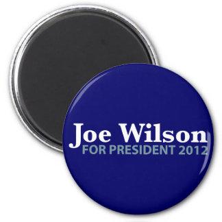 Joe Wilson for President 2012 2 Inch Round Magnet