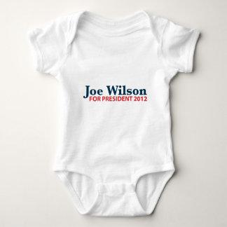 Joe Wilson for President 2012 Baby Bodysuit