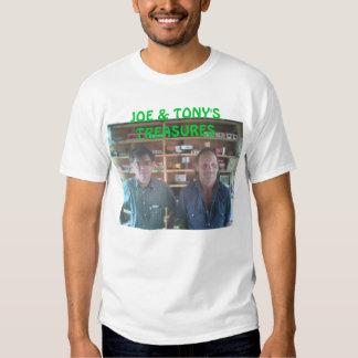 joeandtony, JOE & TONY'S TREASURES T Shirts