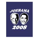 JOEBAMA 2008 POSTALES