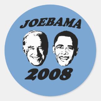 Joebama 2008 Sticker